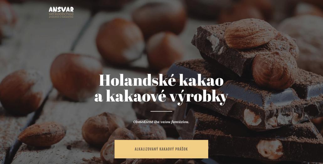 Ansvar bio-kakao.sk